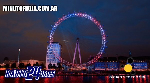 El London Eye porteño